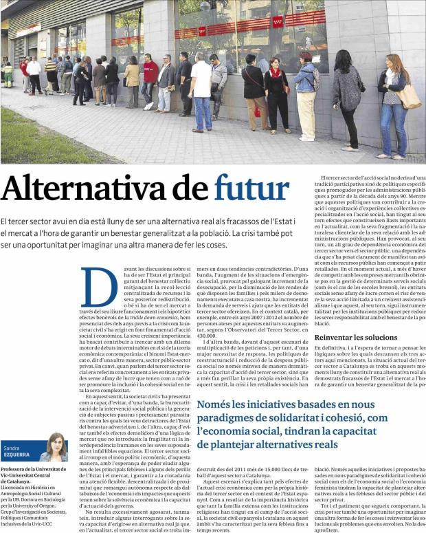 Alternatives de futur